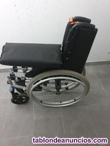 Silla de ruedas Invacare plegable