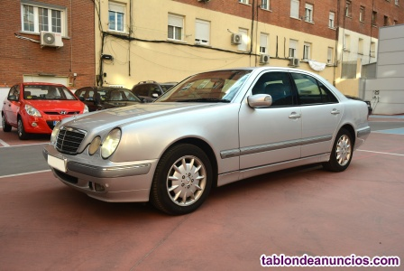 Mercedes Clase E 320 CDI Elegance automatico 197 CV
