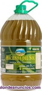 Aceite de Oliva Virgen Extra de Almazara