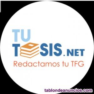 Tu TFG-TFM TESIS doctoral 100% única en Todas las Áreas