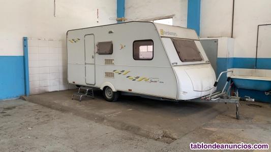 Se vende Caravana Sterckeman