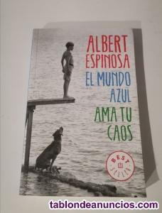 Albert espinosa - El mundo azul