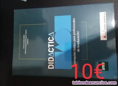 Didáctica - UNIR pedagogía y educación social