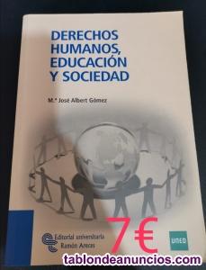 Derechos humanos educación y sociedad