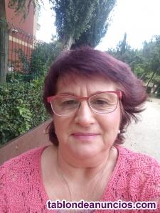 Cuidado de personas mayores como interna