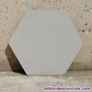 Corcho hexagonal chinchetas nuevo