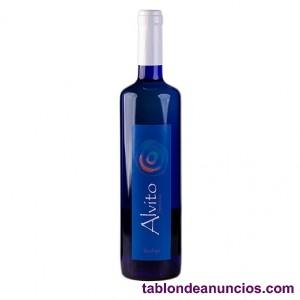 Vino blanco Alvito Semidulce comprar online Extremadura