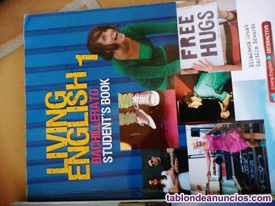 Libros 1º bachiller tecnologia, lengua, ingles, sm