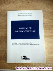 Manual de Mediación Penal