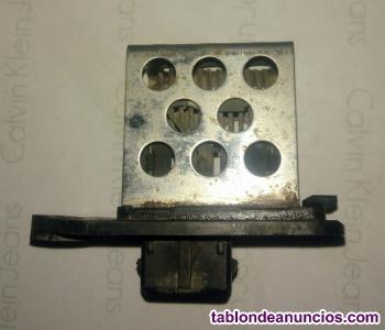 Resistencia ventilador citrÖen saxo de referencia 9641212480