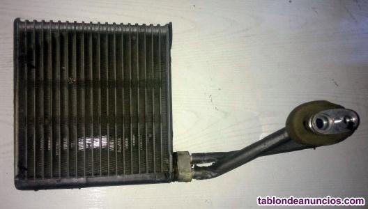 Condensador del habitáculo de audi a6