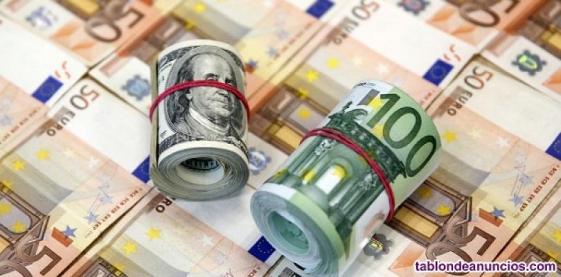 Crédito, préstamo de dinero urgente