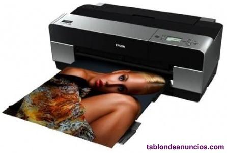 Impresora A2 gran formato fotos y planos