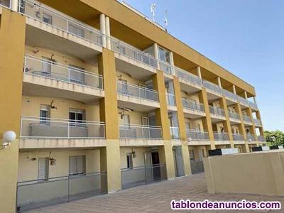 Alquiler piso 2 dormitorios en urcia capital