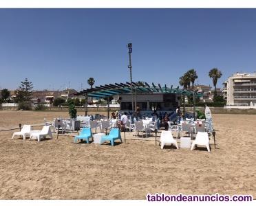 Alquiler Chiringuito Playa