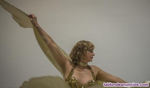 Clase de Danza Oriental/Danza del Vientre ahora también online