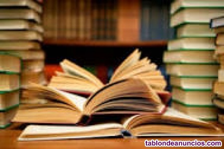 Libros de texto 3ro eso