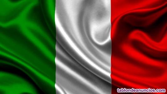 Clases de italiano (skype)