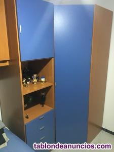 Conjunto habitación juvenil