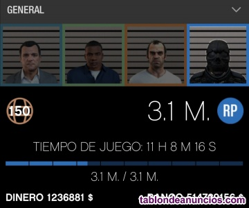 Gta v cheteo pc