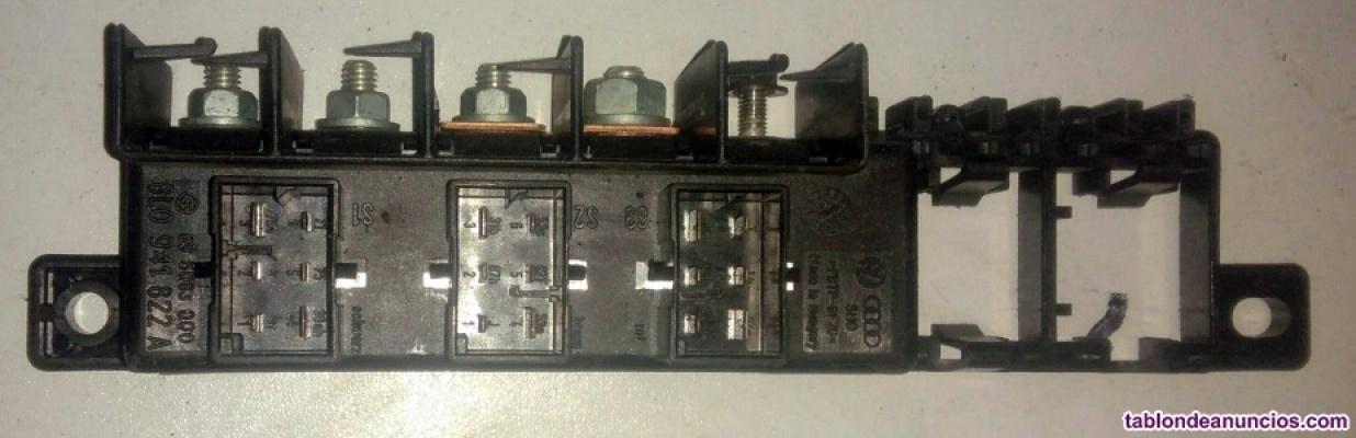 Caja sistema electrico central audi a6