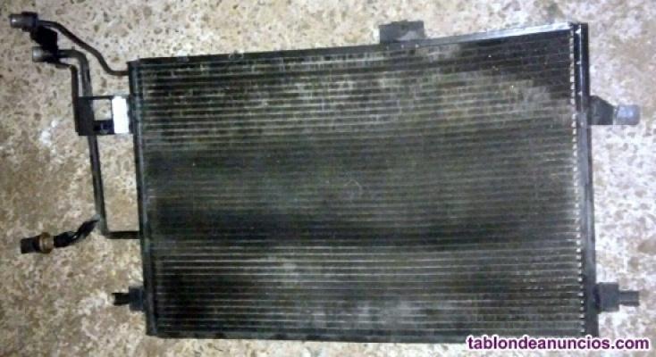 Radiador condensador aire acondicionado audi a6 4b0260401r