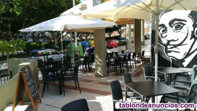 Malaga - traspaso gastrobar zona de ocio