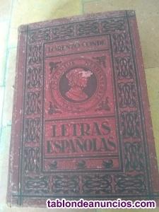 Libro antiguo,edicion 1936