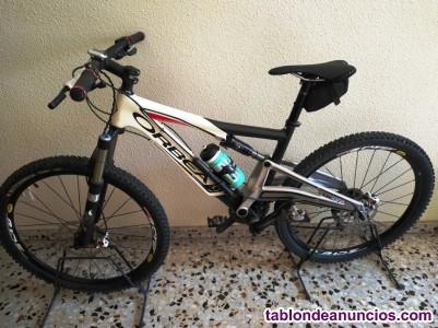 Biciclta de montaña
