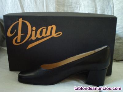 Zapato salón dian negro n. 36