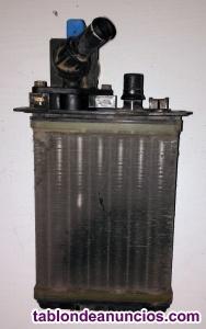 Radiador y valvula de intercambio de peugeot 307 hdi 9640937380
