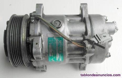 Compresor aire acondicionado peugeot 307