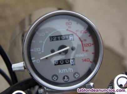 Vendo moto por no usar