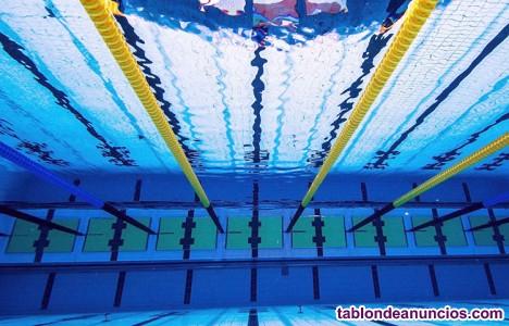 Monitora de natación