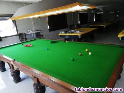 Mesa snooker