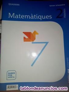 Libros de texto segundo primaria