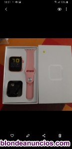 Vendo imitación Apple watch color oro