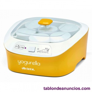 Yogurtera ARIETE YOGURELLA nueva