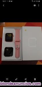 Imitación Apple watch color dorado