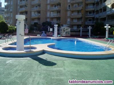 Alquilo apartamento en Calpe (Alicante) segunda quincena agosto.