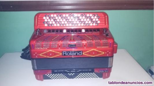 Roland FRX-7 Accordion