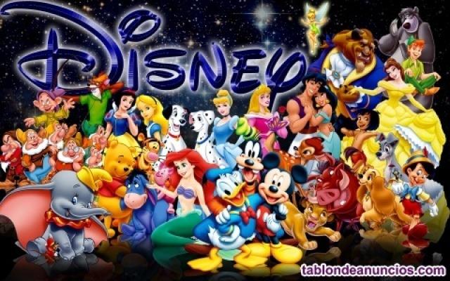 Disney - pixar en italiano