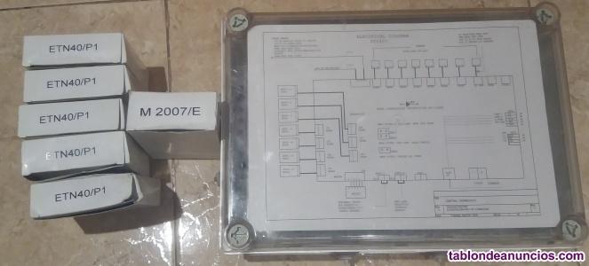 Sistema de zona multiple sifri meitav-tec PS2407