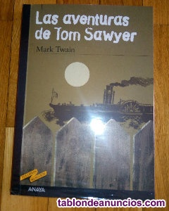 Las aventura de tom sawyer
