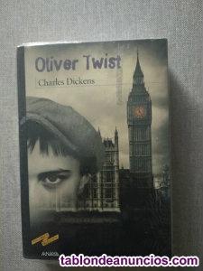 Oliver twist - anaya