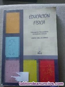 Libro educacion fisica