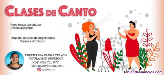 Clases de Canto y Estimulación Musical en Barcelona ¡Para todas las edades!