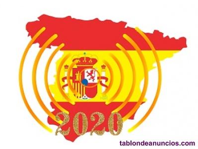 100% gratis y genuina radio 2020. Musica española