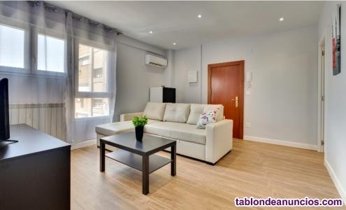 Alquiler apartamento temporal en zaragoza