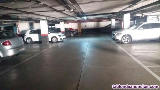 Plaza garage mostoles en venta